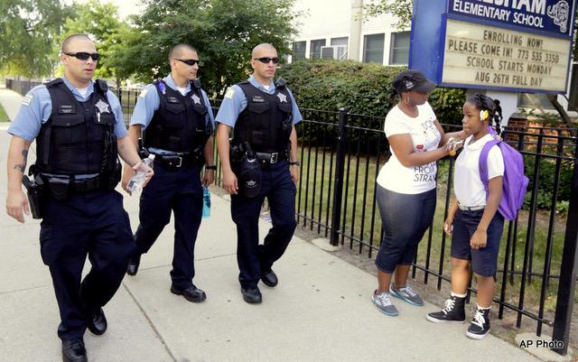 Chicago Schools Safe Passage