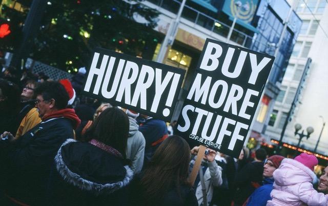 Buy More Stuff