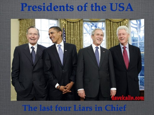Presidential Liars