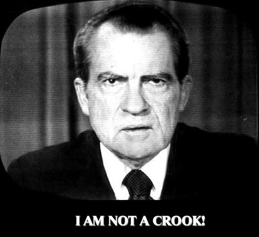 Crooked Nixon