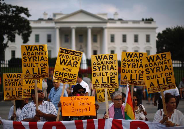 Obama in Syria