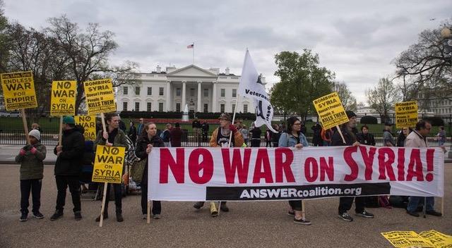 US / Syria Conflict