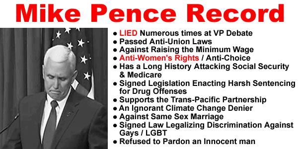 Pence Record