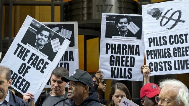 Drug Company Demonstrations