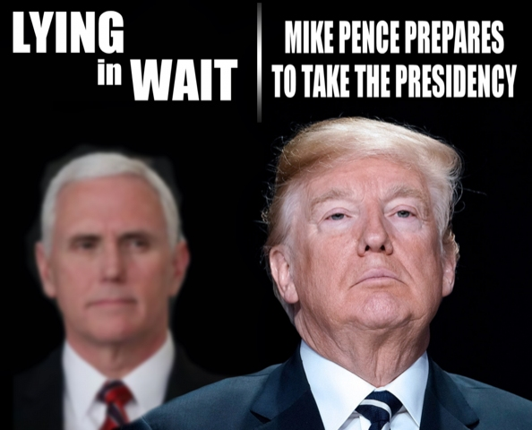 Pence Waiting