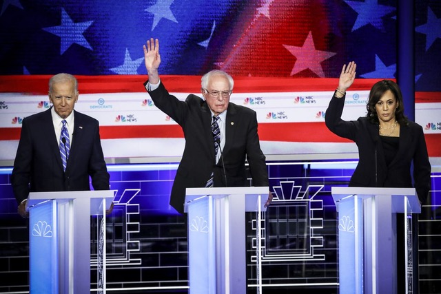 Sanders and Harris
