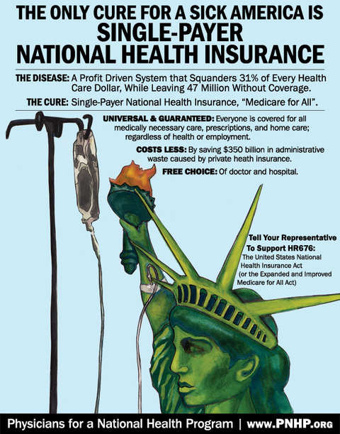 Single Payer Health Insurance
