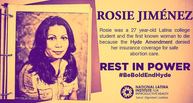 Rosie Jiminez