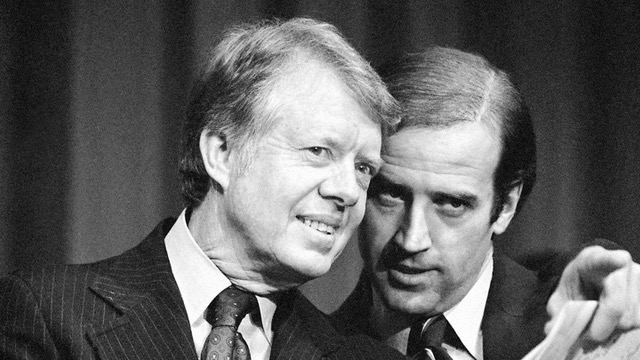 Jimmy Carter, Joe Biden