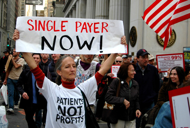 Single Payer March