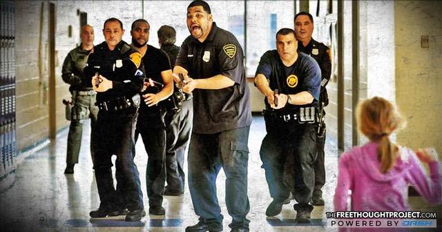 Aggressive Policing