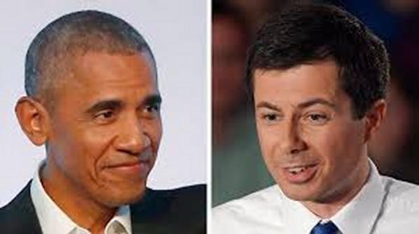 Obama - Buttigieg