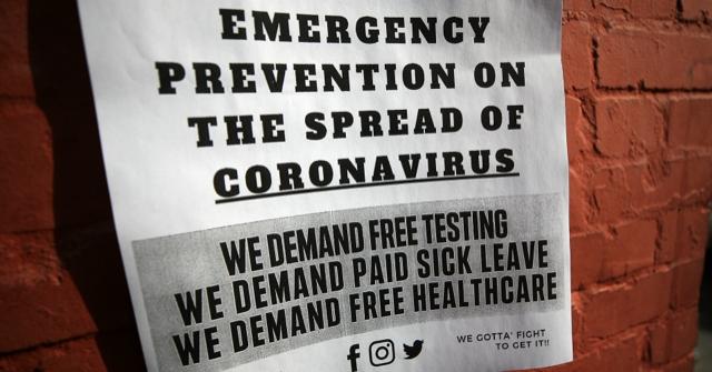 Coronavirus Demands