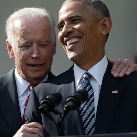 Both Obama and Biden