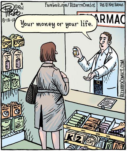 Consumers under the Gun