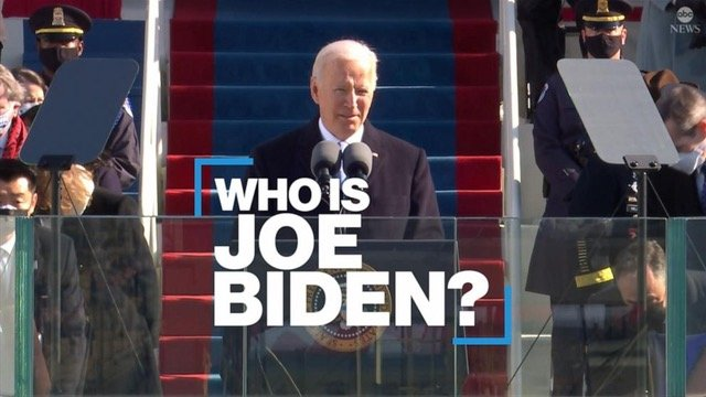 Who is Biden?