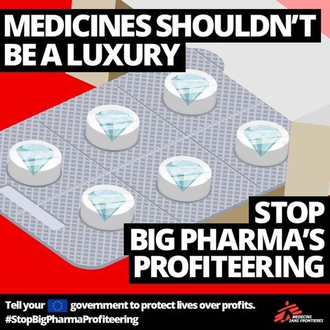 Drug Profiteering