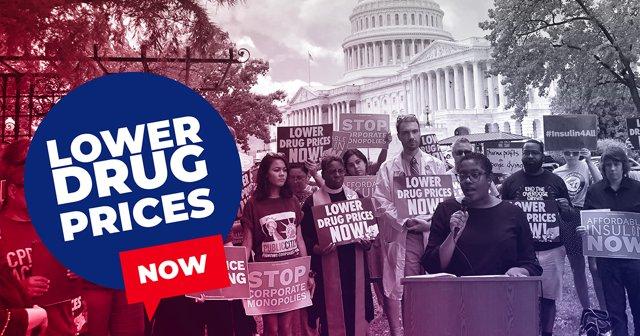 Drug Protest